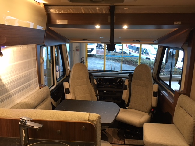 hymer bmc i 680 neuf de 2019 - mercedes - camping car en vente  u00e0 l u0026 39 etrat  loire