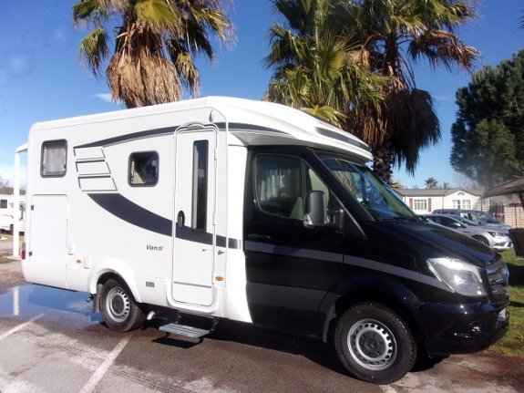 hymer s 520 neuf de 2017 mercedes camping car en vente roquebrune sur argens var 83. Black Bedroom Furniture Sets. Home Design Ideas