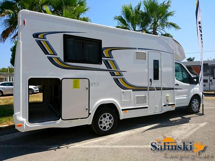 benimar tessoro 495 neuf porteur ford transit 2l 130cv camping car vendre en var 83 ref. Black Bedroom Furniture Sets. Home Design Ideas