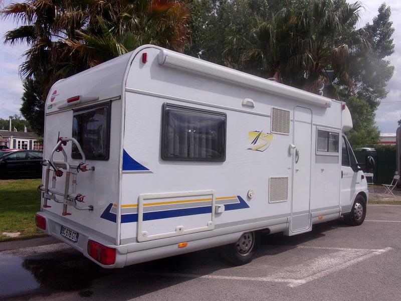 burstner privilege t 615 occasion de 2004 citroen camping car en vente roquebrune sur argens. Black Bedroom Furniture Sets. Home Design Ideas