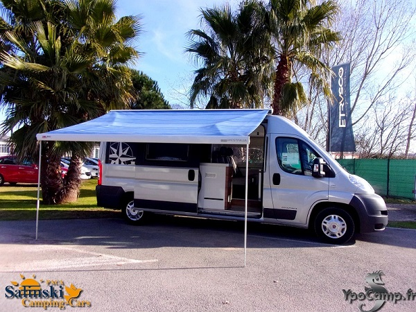 westfalia columbus 600 occasion de 2012 fiat camping car en vente roquebrune sur argens. Black Bedroom Furniture Sets. Home Design Ideas