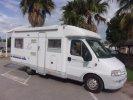 achat camping-car Burstner T 602 Privilege