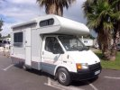achat camping-car Chausson Acapulco 43