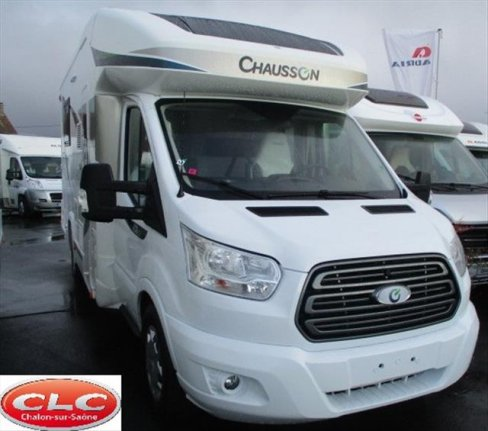 Chausson 628 Eb Limited Edition