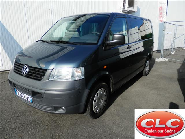 volkswagen multivan occasion porteur autres 2l5 tdi 5 cylindres diesel camping car vendre en. Black Bedroom Furniture Sets. Home Design Ideas