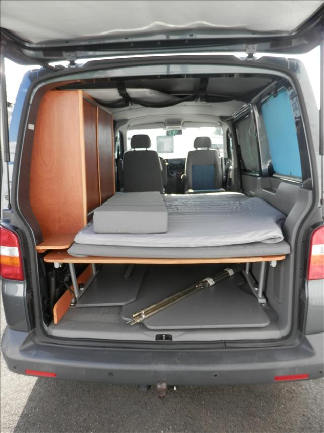 volkswagen multivan occasion de 2007 autres camping car en vente lux saone et loire 71. Black Bedroom Furniture Sets. Home Design Ideas