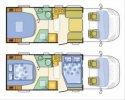 Neuf Adria Matrix Plus 670 Dc vendu par CLC CHALON SUR SAONE