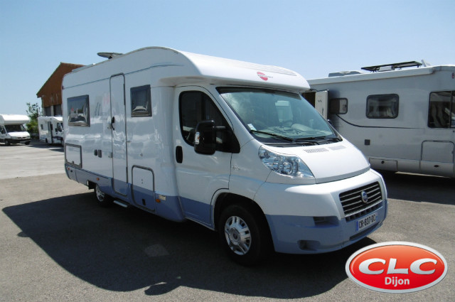 burstner marano t 646 occasion de 2007 fiat camping. Black Bedroom Furniture Sets. Home Design Ideas