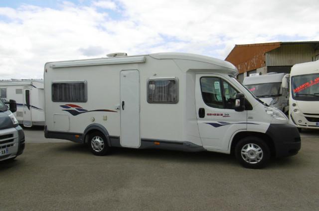 challenger genesis 38 occasion porteur fiat 35 l 2l3 jtd130 diesel camping car vendre en cote. Black Bedroom Furniture Sets. Home Design Ideas