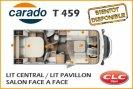 Neuf Carado T 459 vendu par CLC DIJON
