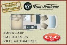 Neuf Font Vendome Leader Camp vendu par CLC DIJON
