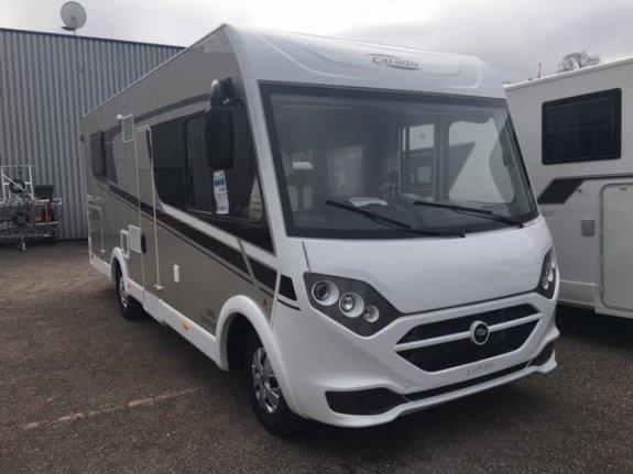 carado i 449 neuf de 2019 fiat camping car en vente. Black Bedroom Furniture Sets. Home Design Ideas