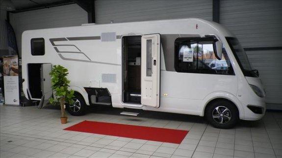 Neuf Hymer B SL 704 vendu par CLC VESOUL