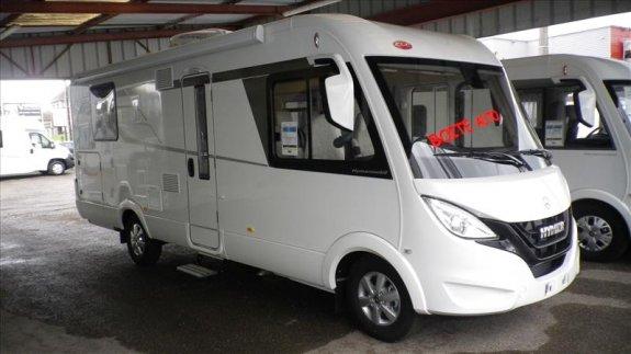 Neuf Hymer Bmc I 690 vendu par CLC VESOUL