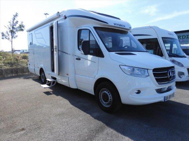 Neuf Hymer Tramp S 685 vendu par CLC VESOUL