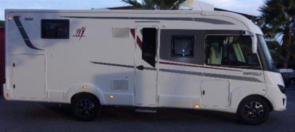 Neuf Rapido 886 F vendu par CLC VESOUL