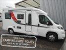 achat camping-car Burstner Brevio T 601