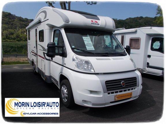 cote argus adria matrix 680 sp l 39 officiel du camping car. Black Bedroom Furniture Sets. Home Design Ideas