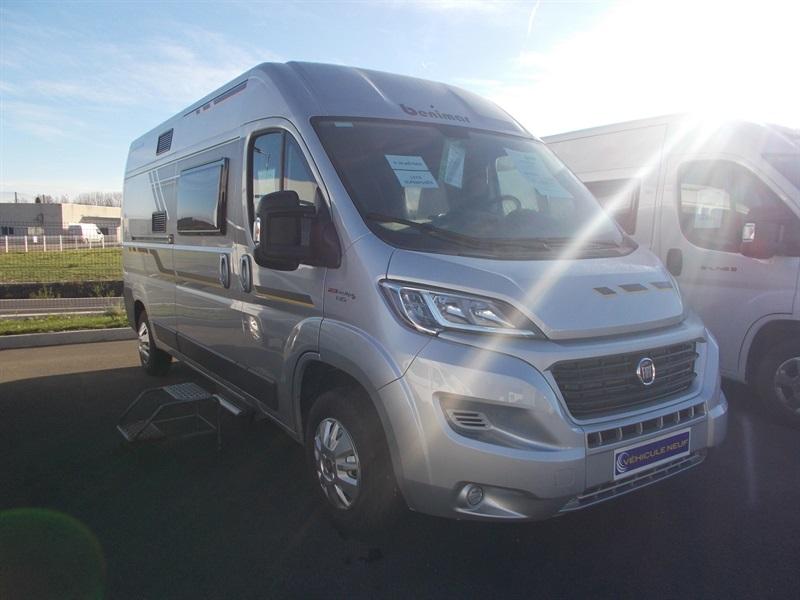 benimar benivan 115 neuf de 2018 fiat camping car en vente saint peray ardeche 07. Black Bedroom Furniture Sets. Home Design Ideas
