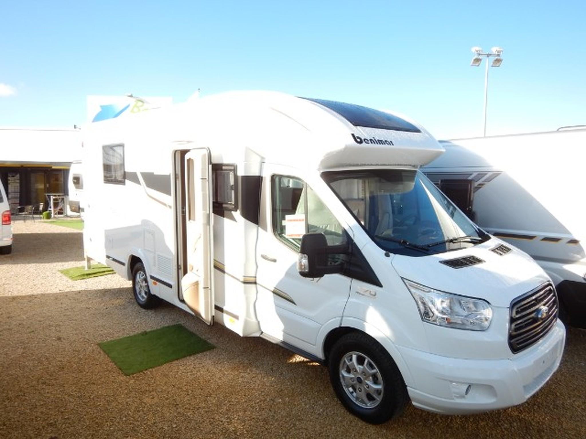benimar tessoro 497 neuf de 2019 autres camping car en vente saint maur indre 36. Black Bedroom Furniture Sets. Home Design Ideas
