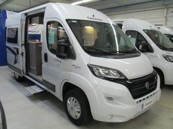 Chausson Twist V 594 Scs Start Pack Vip