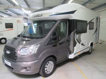 chausson flash 610 limited edition neuf de 2017 ford camping car en vente soual tarn 81. Black Bedroom Furniture Sets. Home Design Ideas