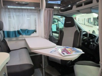 chausson flash 638 eb neuf de 2017 ford camping car en vente soual tarn 81. Black Bedroom Furniture Sets. Home Design Ideas