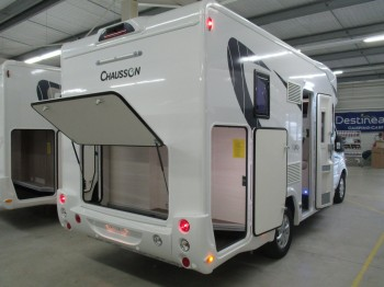 chausson korus 610 neuf de 2017 ford camping car en vente soual tarn 81. Black Bedroom Furniture Sets. Home Design Ideas