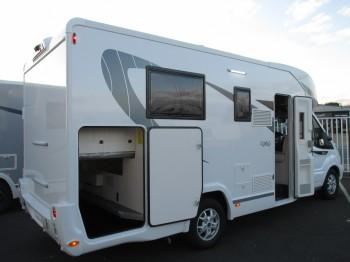 chausson korus 628 eb neuf de 2017 ford camping car en vente soual tarn 81. Black Bedroom Furniture Sets. Home Design Ideas