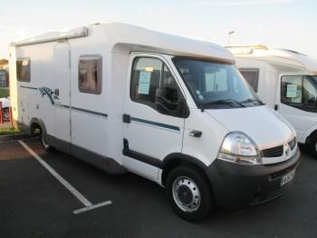 weinsberg scout 651 md occasion de 2008 renault camping car en vente soual tarn 81. Black Bedroom Furniture Sets. Home Design Ideas