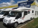 achat  Challenger Genesis 58 CASTRES CAMPING CARS