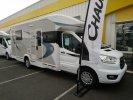 Neuf Chausson Titanium 718 Xlb vendu par CASTRES CAMPING CARS