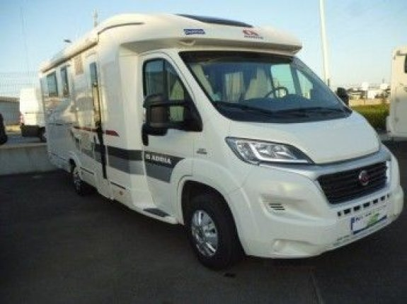 Adria Matrix Supreme S 690 Sc