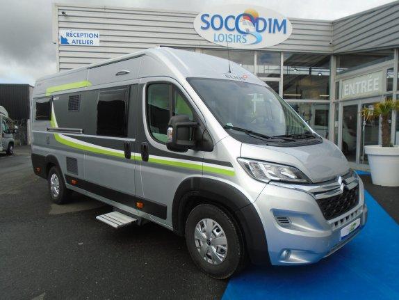 Occasion Elios Van 63 LX vendu par SOCODIM LOISIRS