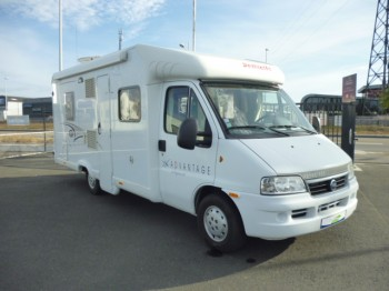 dethleffs advantage t 6501 occasion de 2006 fiat