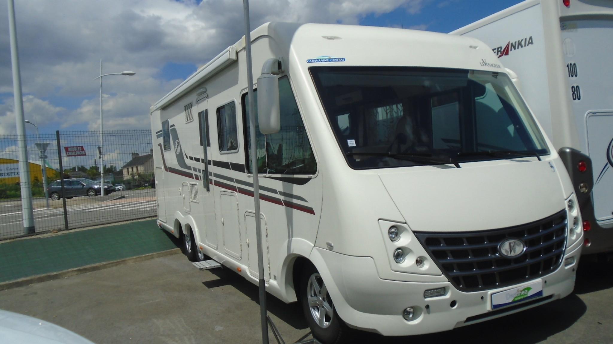 le voyageur lv 958 occasion de 2013 - fiat - camping car en vente  u00e0 reze  loire atlantique