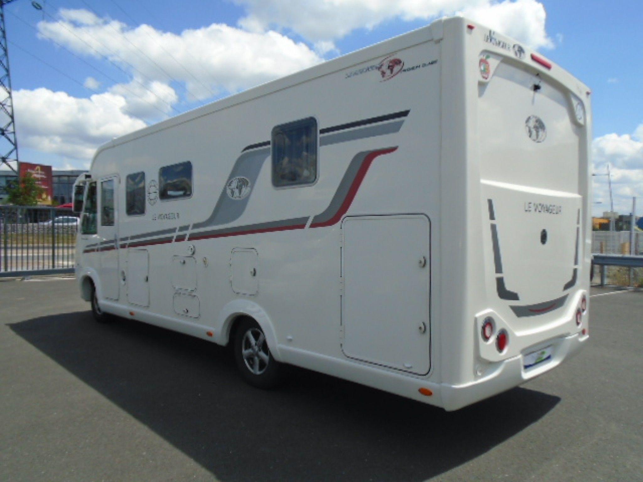 le voyageur lv850 occasion de 2013 - fiat - camping car en vente  u00e0 reze  loire atlantique