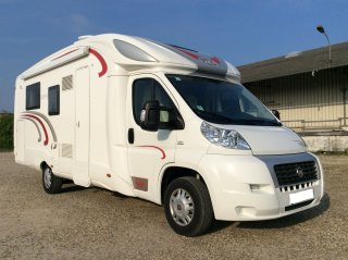 Pla Camper Plasy Hp74 Special Limited Edition