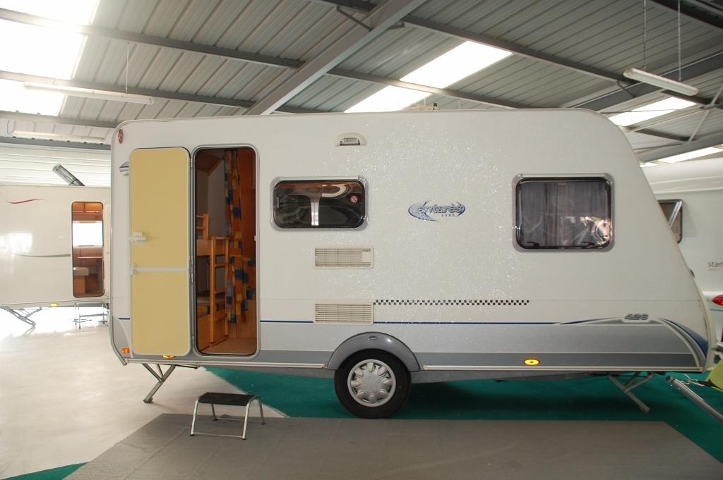 caravelair antares 426 luxe occasion de 2007 caravane en vente la ferte bernard sarthe 72. Black Bedroom Furniture Sets. Home Design Ideas