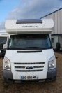 achat camping-car Chausson Best Of 30
