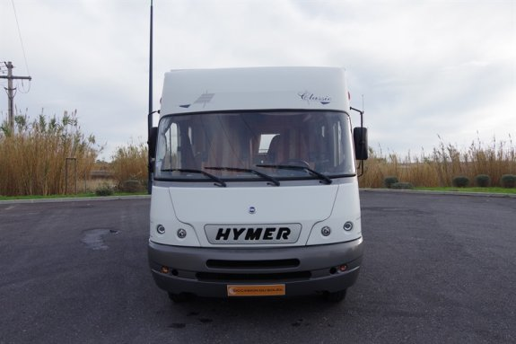 Hymer Classic Bc 575