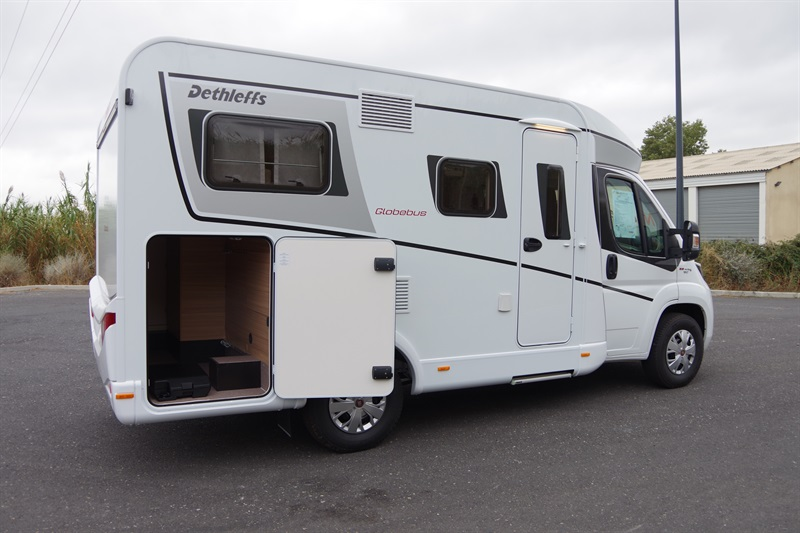 Camping Car Dethleffs Globebus T
