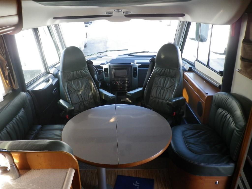 esterel 43 occasion de 2008 mercedes camping car en vente jarny meurthe et moselle 54. Black Bedroom Furniture Sets. Home Design Ideas
