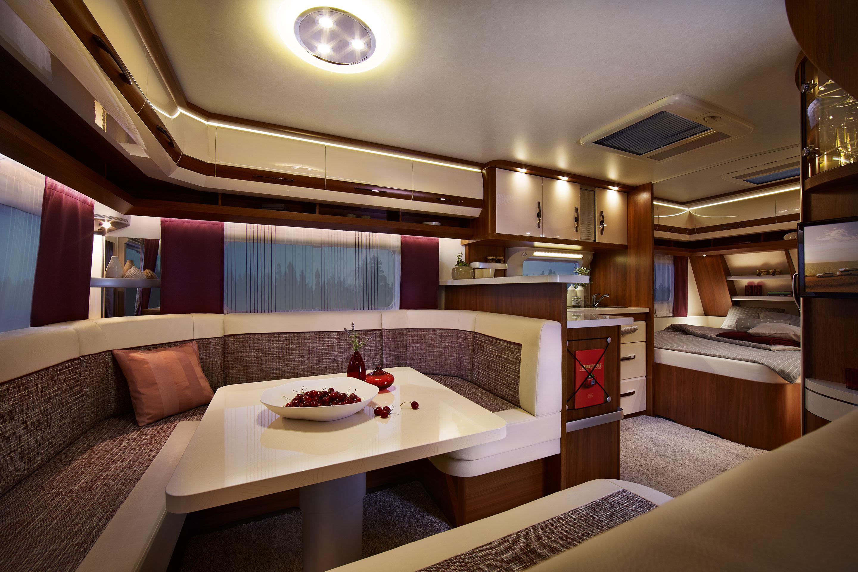 Hobby 560 Cfe Excellent neuf de 2016  Caravane en vente
