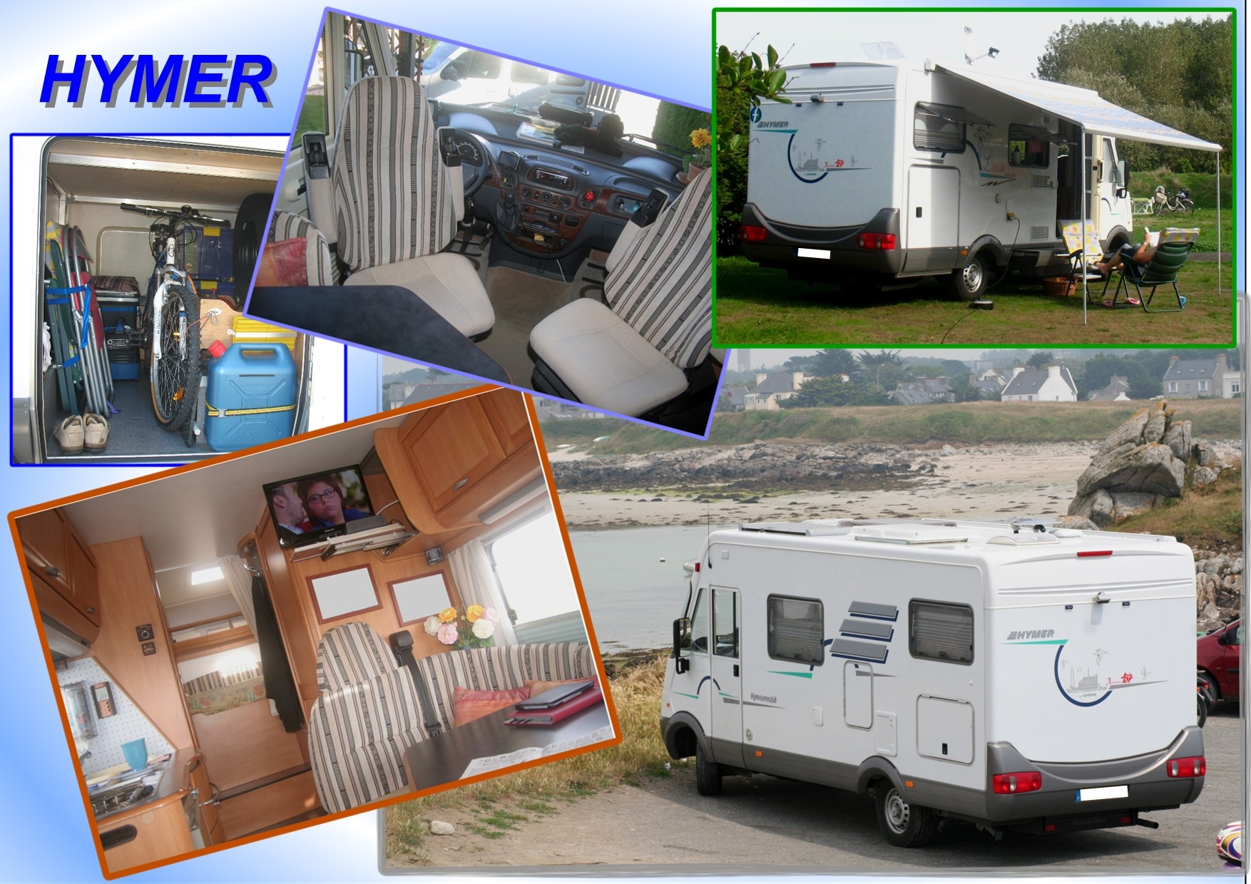 hymer bm 630 occasion de 2002 mercedes camping car en vente longueau somme 80. Black Bedroom Furniture Sets. Home Design Ideas