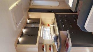 Hobby 545 Kmf De Luxe Edition