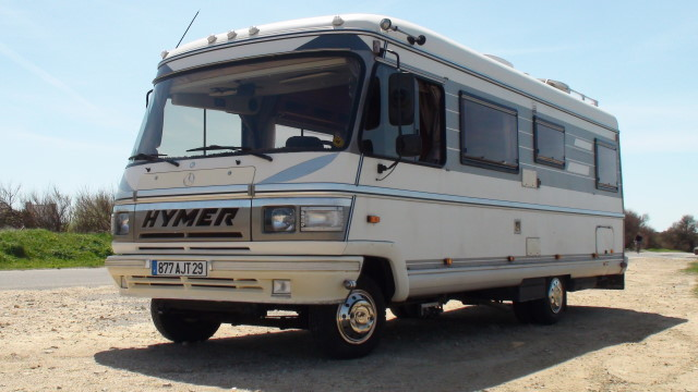 hymer s 700 occasion de 1993 mercedes camping car en vente plouescat finistere 29. Black Bedroom Furniture Sets. Home Design Ideas