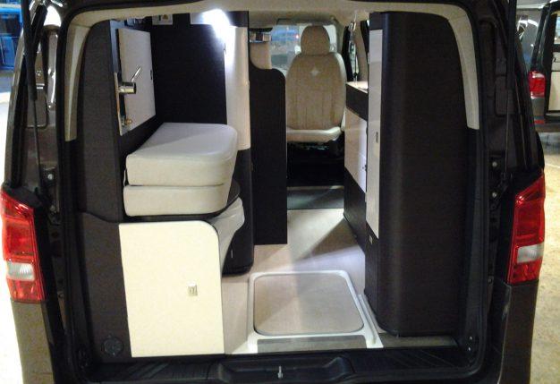 westfalia jules verne neuf porteur mercedes vito cdi 2 2. Black Bedroom Furniture Sets. Home Design Ideas