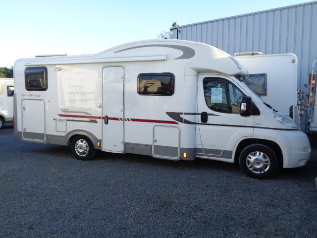 adria matrix axess 680 sp occasion de 2012 fiat camping car en vente mulsanne sarthe 72. Black Bedroom Furniture Sets. Home Design Ideas