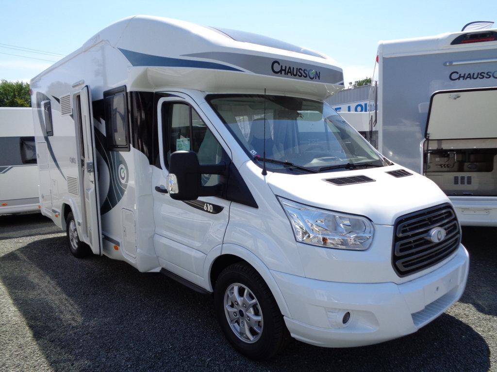 chausson korus 610 edition limitee neuf de 2017 ford camping car en vente mulsanne sarthe. Black Bedroom Furniture Sets. Home Design Ideas